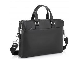 Кожаная сумка для ноутбука Tiding Bag NM23-2308A - Royalbag