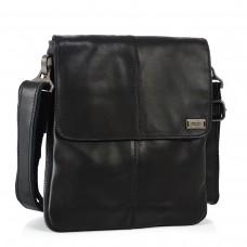 Мужская кожаная сумка через плечо мессенджер Ricardo Pruno RP-S-N2-8005A - Royalbag