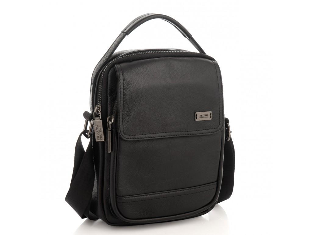 Мужская сумка через плечо натуральная кожа Ricardo Pruno RP23-2301A - Royalbag Фото 1
