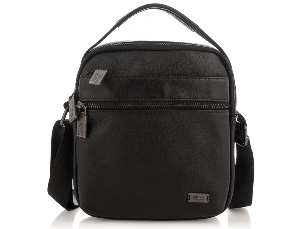 Мужская сумка через плечо натуральная кожа Ricardo Pruno RP23-6013A - Royalbag