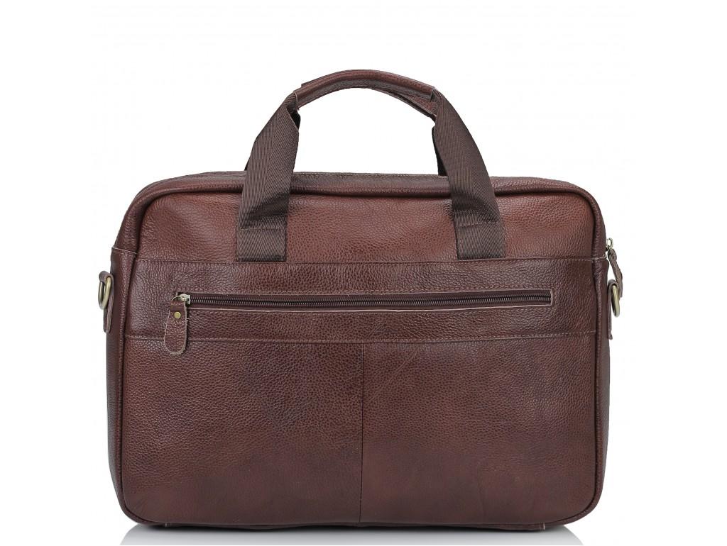 Кожаная сумка для ноутбука мужская Bexhill Bx1131B - Royalbag