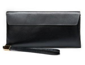 Клатч мужской черный BEXHILL BX3016A - Royalbag