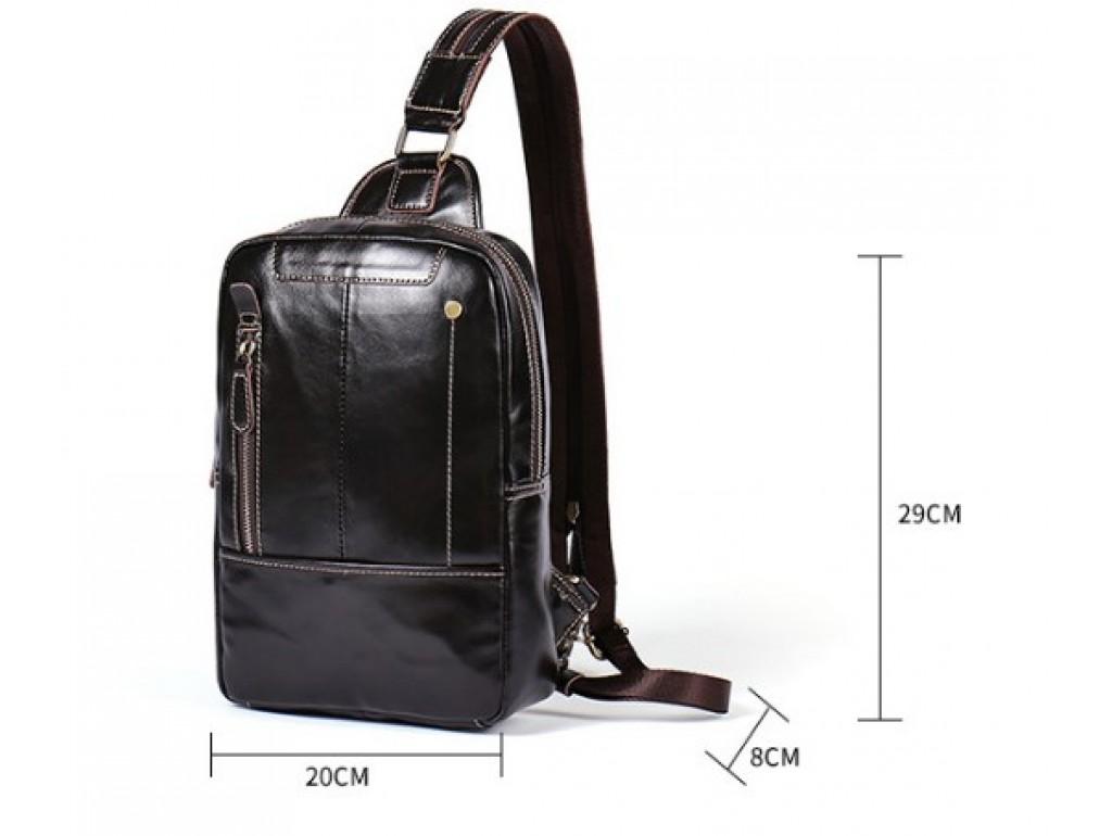 Кожаный рюкзак BEXHILL Bx8210B - Royalbag