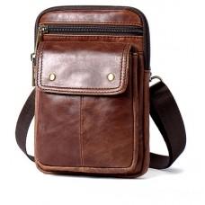 Мужская сумка через плечо BEXHILL Bx8328C - Royalbag Фото 2