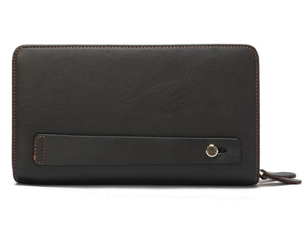 Мужской клатч коричневый Bexhill Bx9069-1C - Royalbag