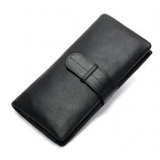 Клатч чорний Bexhill Bx9202A - Royalbag