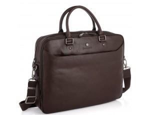 Сумка-портфель мужская кожаная Blamont P5912061C - Royalbag