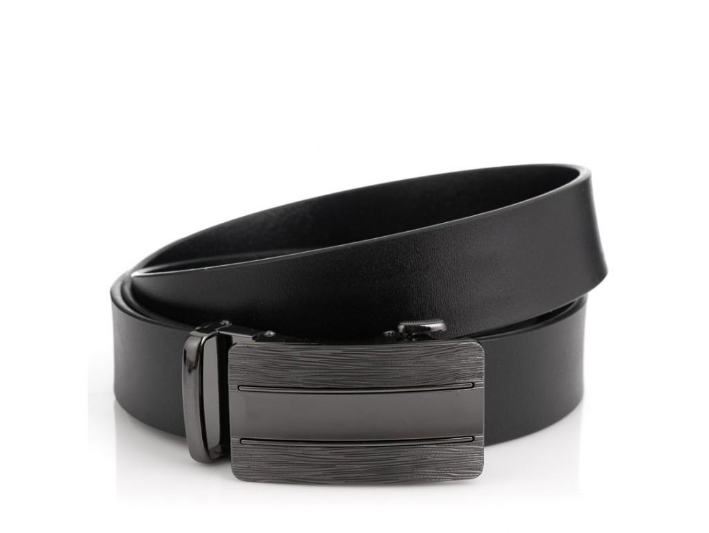 Мужской кожаный ремень Colmen A23-103A - Royalbag Фото 1