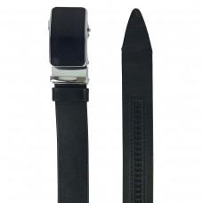 Мужской кожаный ремень с пряжкой автомат Colmen BCH01-S-MC3521A - Royalbag