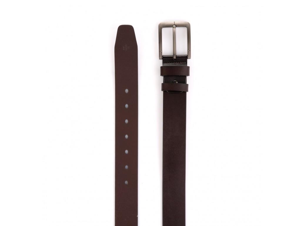 Ремінь чоловічий коричневий Colmen R01-A80B - Royalbag