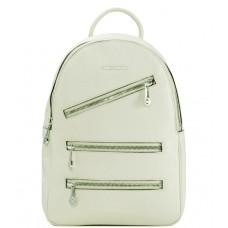 Женский рюкзак белый кожаный Fortsmann F-P117WH - Royalbag