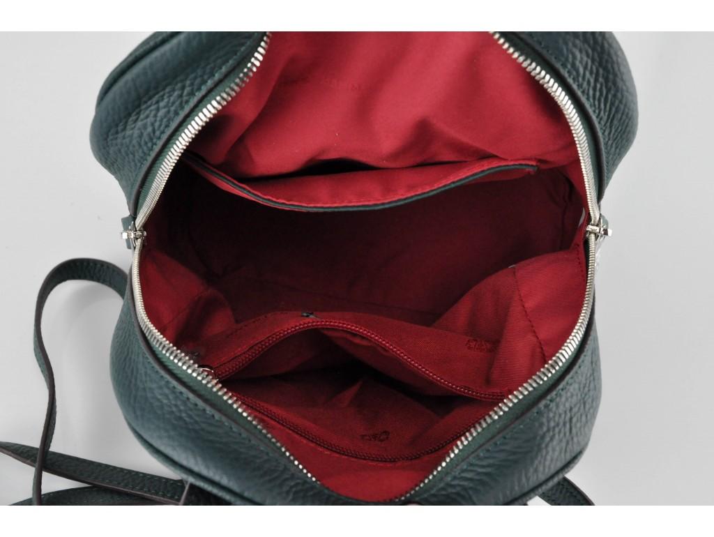 Жіночий шкіряний міський рюкзак Forstmann F-P58PETR - Royalbag