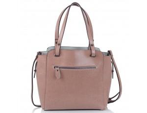 Женская розовая сумка Grays GR-6689LP - Royalbag
