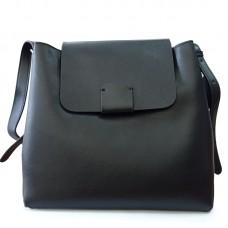 Женская кожаная сумка через плечо F-S-GR-9090A - Royalbag
