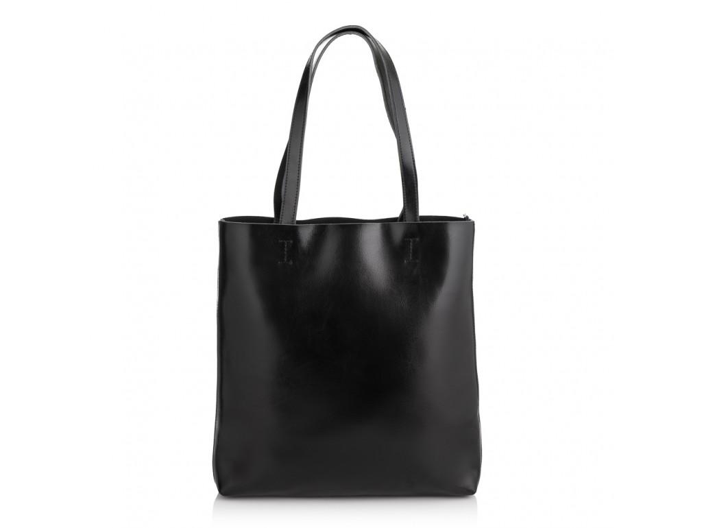 Сумка женская шоппер кожаная Grays GR-2002A - Royalbag