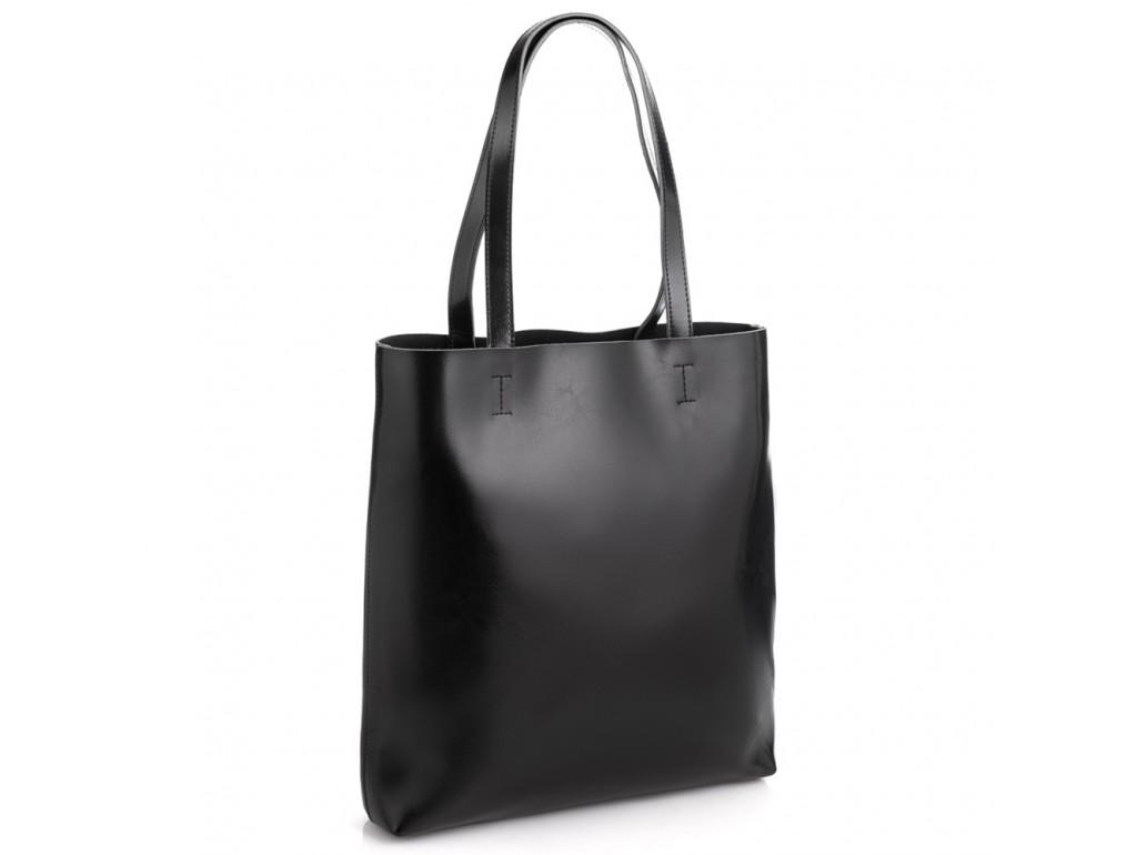 Сумка женская шоппер кожаная Grays GR-2002A - Royalbag Фото 1