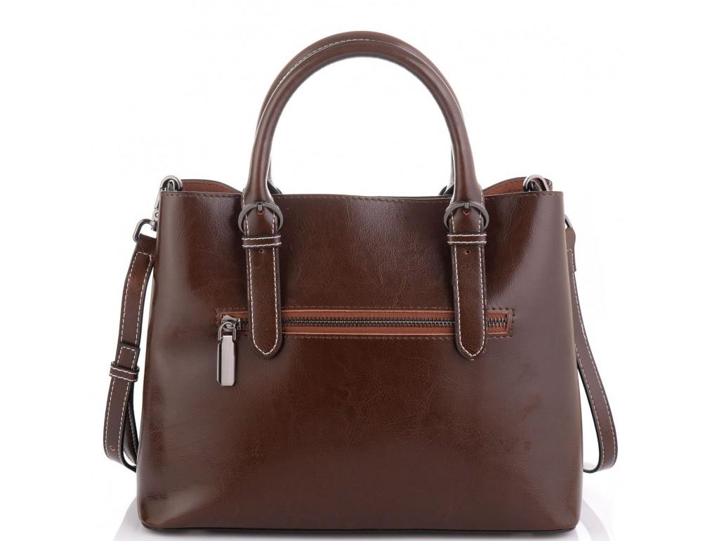Женская коричневая сумка Grays GR3-8501B - Royalbag