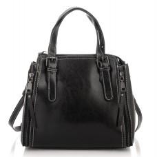 Женская кожаная средняя сумка Grays GR3-8973A - Royalbag