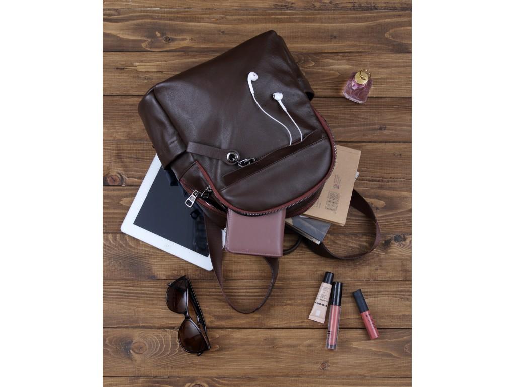 Кожаный рюкзак Grays GR-7011B