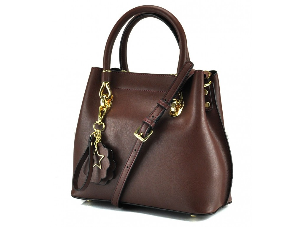 Женская сумка Grays GR3-5015DB - Royalbag Фото 1