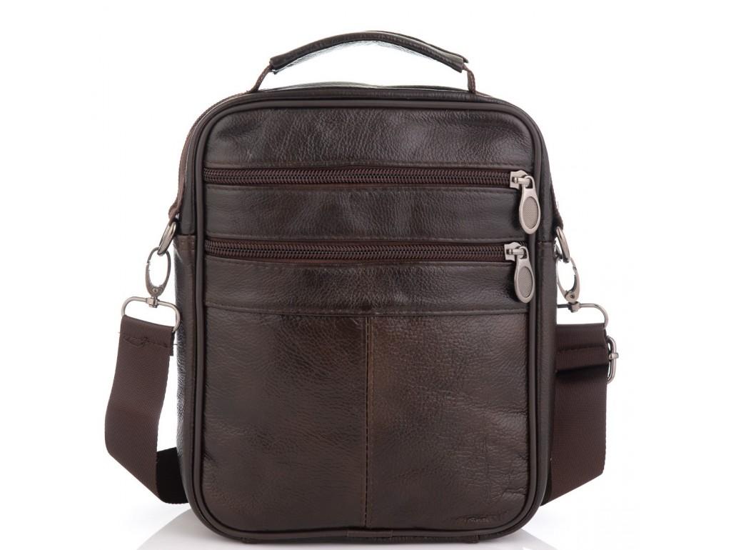 Мессенджер HD Leather NM24-202C - Royalbag