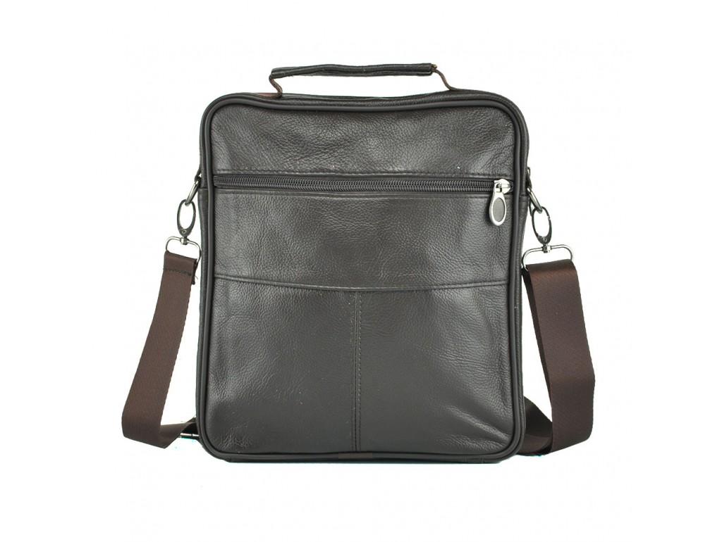 Мессенджер HD Leather NM24-109C - Royalbag