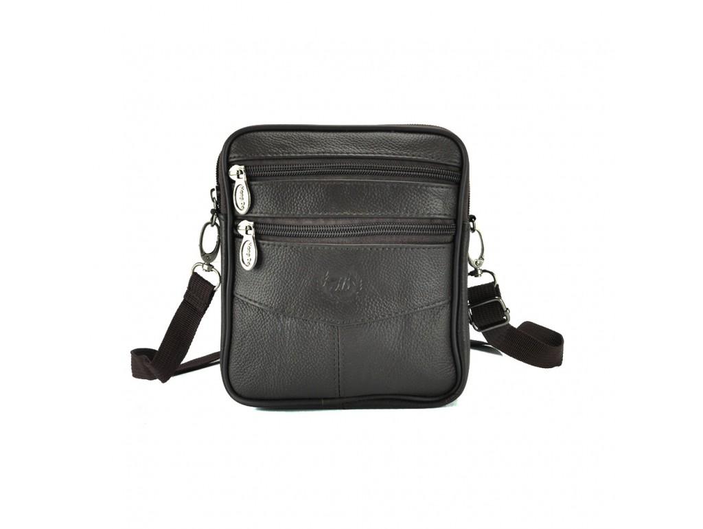 Мессенджер HD Leather NM24-2356C - Royalbag