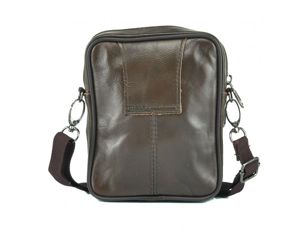 Мессенджер HD Leather NM24-358C - Royalbag