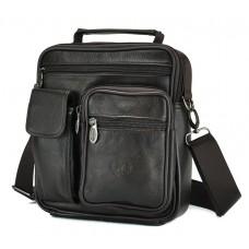 Мессенджер HD Leather NM24-725C