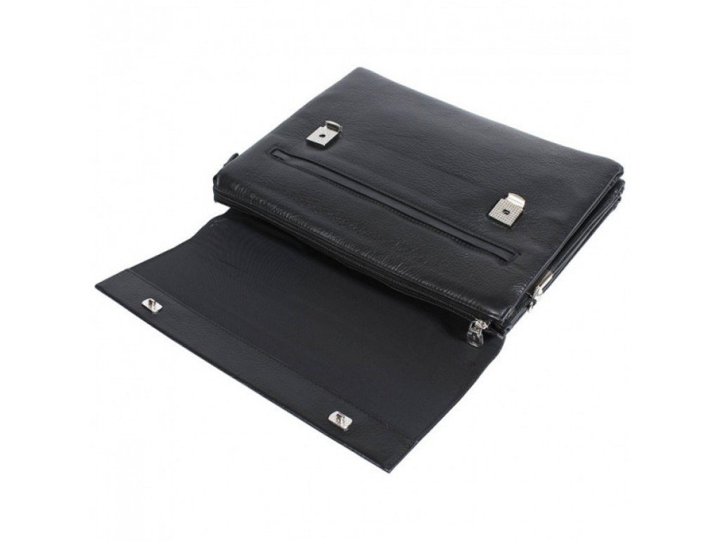 Месенджер HT Collection 5125-3 black - Royalbag