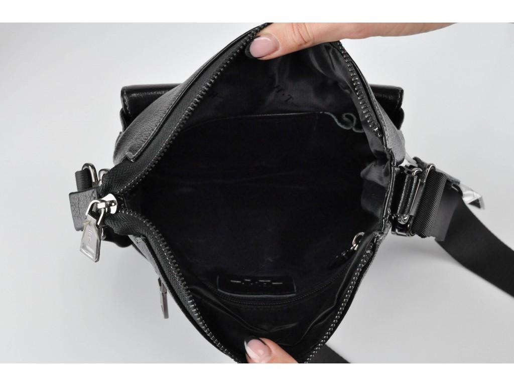 Месенджер HT Collection 7882-3 BLACK - Royalbag