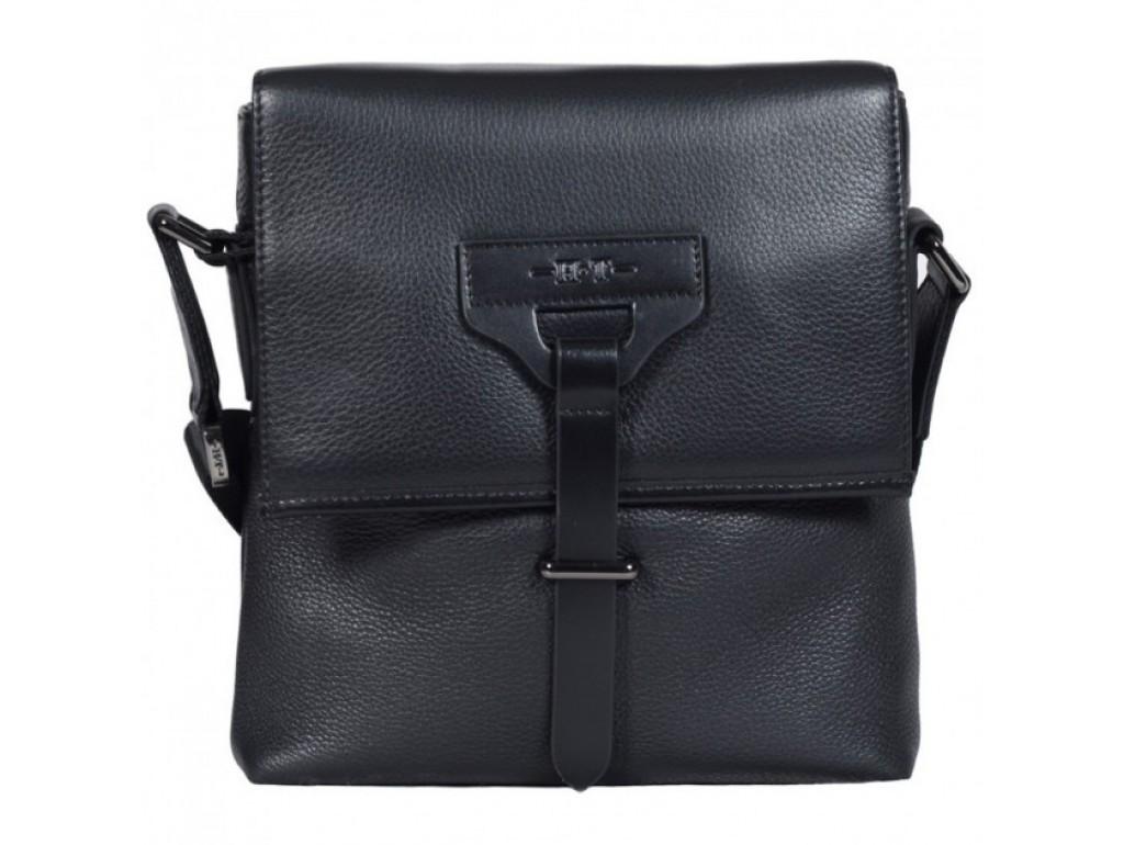 Месенджер HT Collection 7891-4 BLACK - Royalbag Фото 1