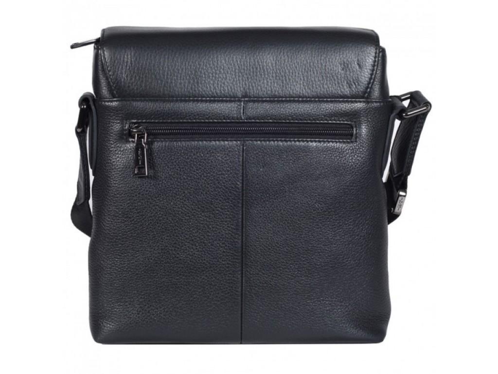 Месенджер HT Collection 7891-4 BLACK - Royalbag