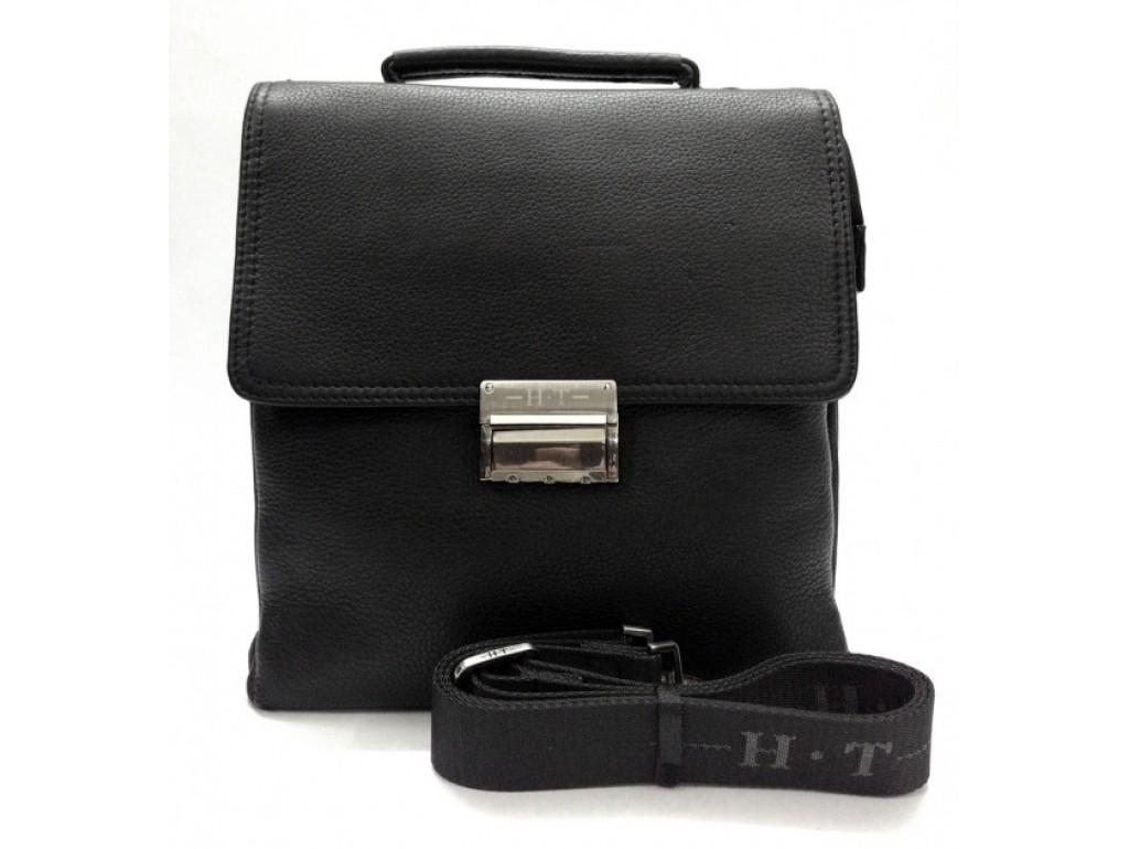 Месенджер HT Collection 9010-8 BLACK - Royalbag Фото 1