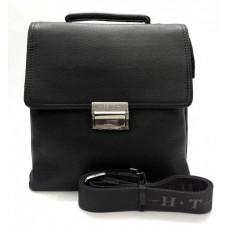 Месенджер HT Collection 9010-8 BLACK - Royalbag Фото 2