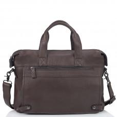 Мужская кожаная сумка с отделением для ноутбука Jasper & Maine 7120C - Royalbag