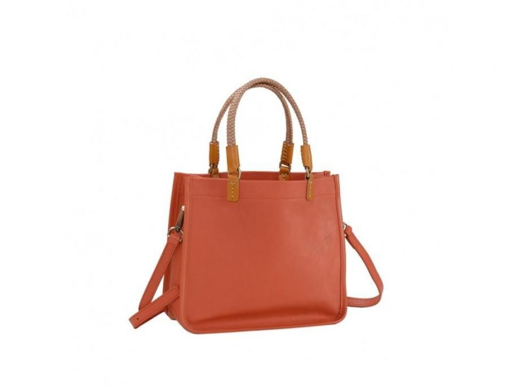 Женская сумка L.D M47W-2809O - Royalbag Фото 1