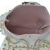 Сумочка-джелли прозрачная с заклепками розовая Mona W04-10024P - Royalbag Фото 3
