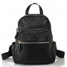 Жіночий маленький шкіряний міської рюкзак Olivia Leather F-FL-NM20-172A - Royalbag