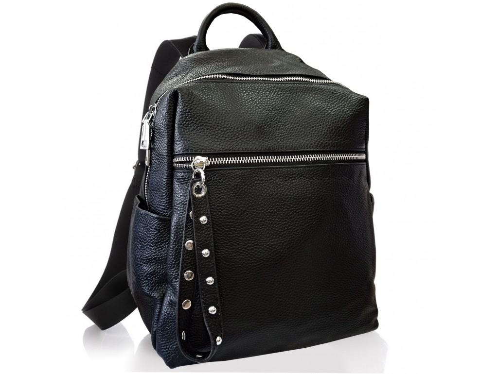Жіночий середній рюкзак міського типу Olivia Leather F-FL-NWBP27-014A - Royalbag Фото 1