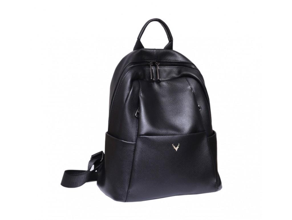 Стильний шкіряний рюкзак Olivia Leather F-NWBP27-8088A - Royalbag Фото 1