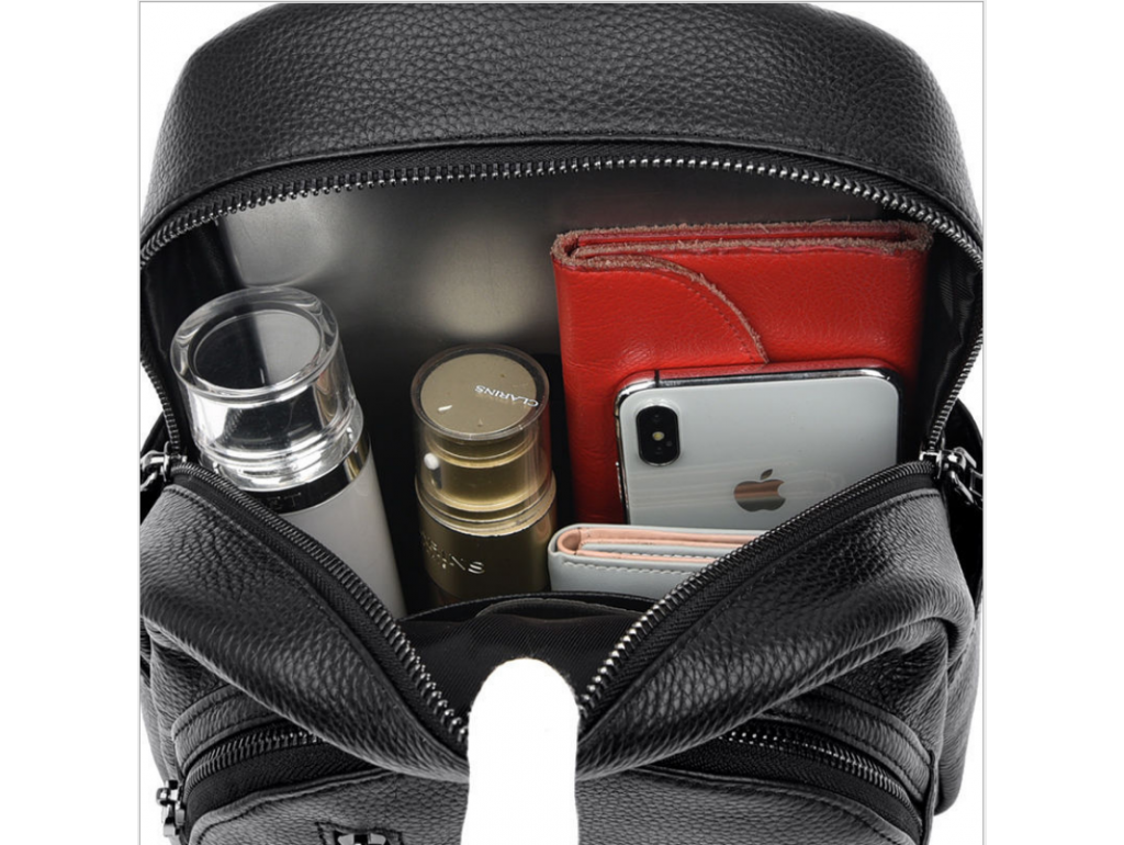 Міський шкіряний рюкзак Olivia Leather F-NWBP27-85570A - Royalbag