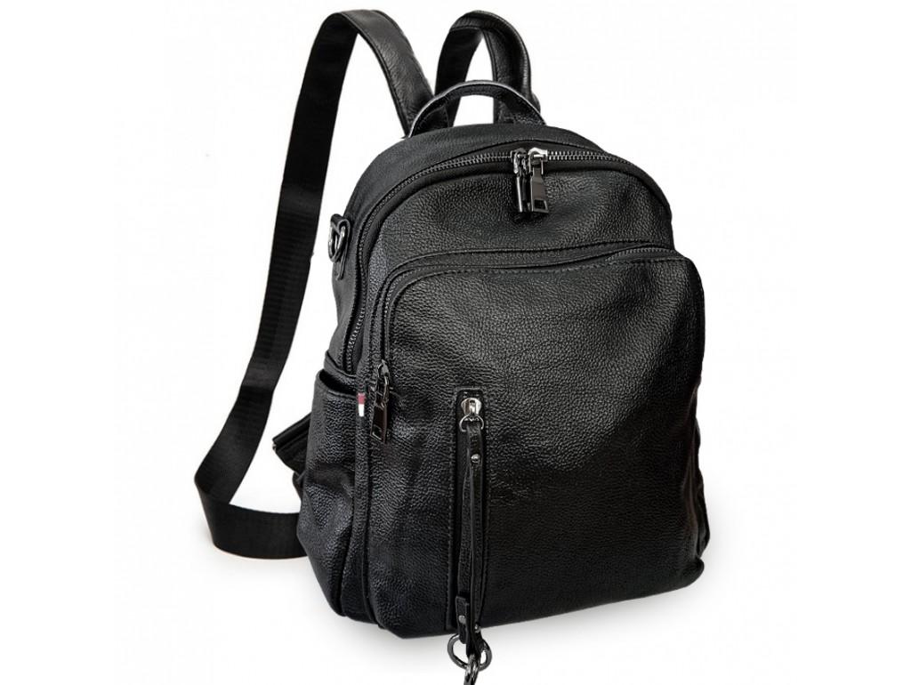 Міський шкіряний рюкзак Olivia Leather F-NWBP27-85570A - Royalbag Фото 1