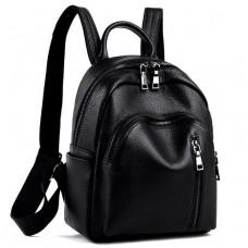 Городской кожаный рюкзак Olivia Leather F-NWBP27-85570A - Royalbag