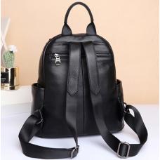 Городской женский рюкзак из натуральной кожи Olivia Leather F-NWBP27-86630A - Royalbag
