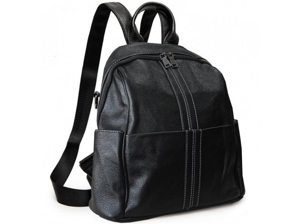 Рюкзак шкіряний міського формату Olivia Leather F-NWBP27-88881A - Royalbag Фото 1