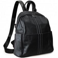 Рюкзак шкіряний міського формату Olivia Leather F-NWBP27-88881A - Royalbag Фото 2