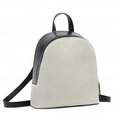 Рюкзак двоколірний Olivia Leather F-S-Y01-7005W - Royalbag