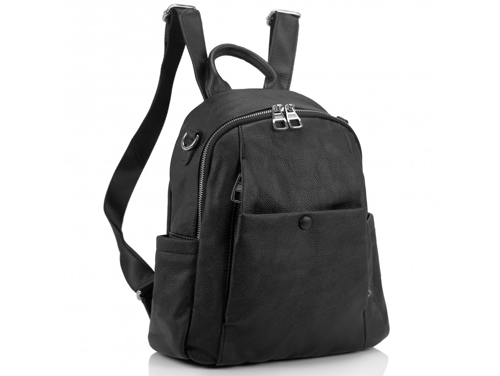 Жіночий стильний рюкзак Olivia Leather NWBP27-005A - Royalbag Фото 1