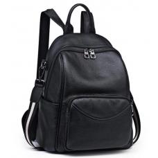 Женский кожаный рюкзак Olivia Leather NWBP27-006A - Royalbag